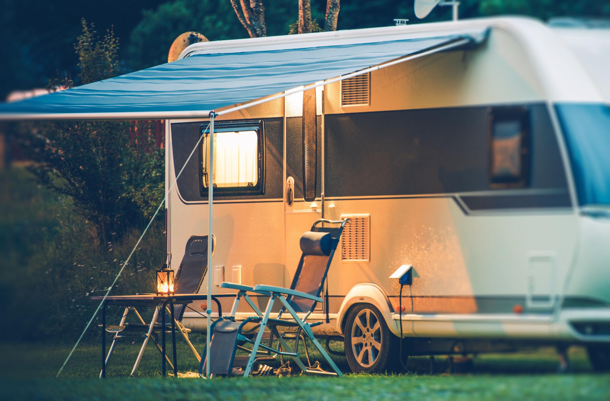 Caravanfinanciering - KredietSpotter