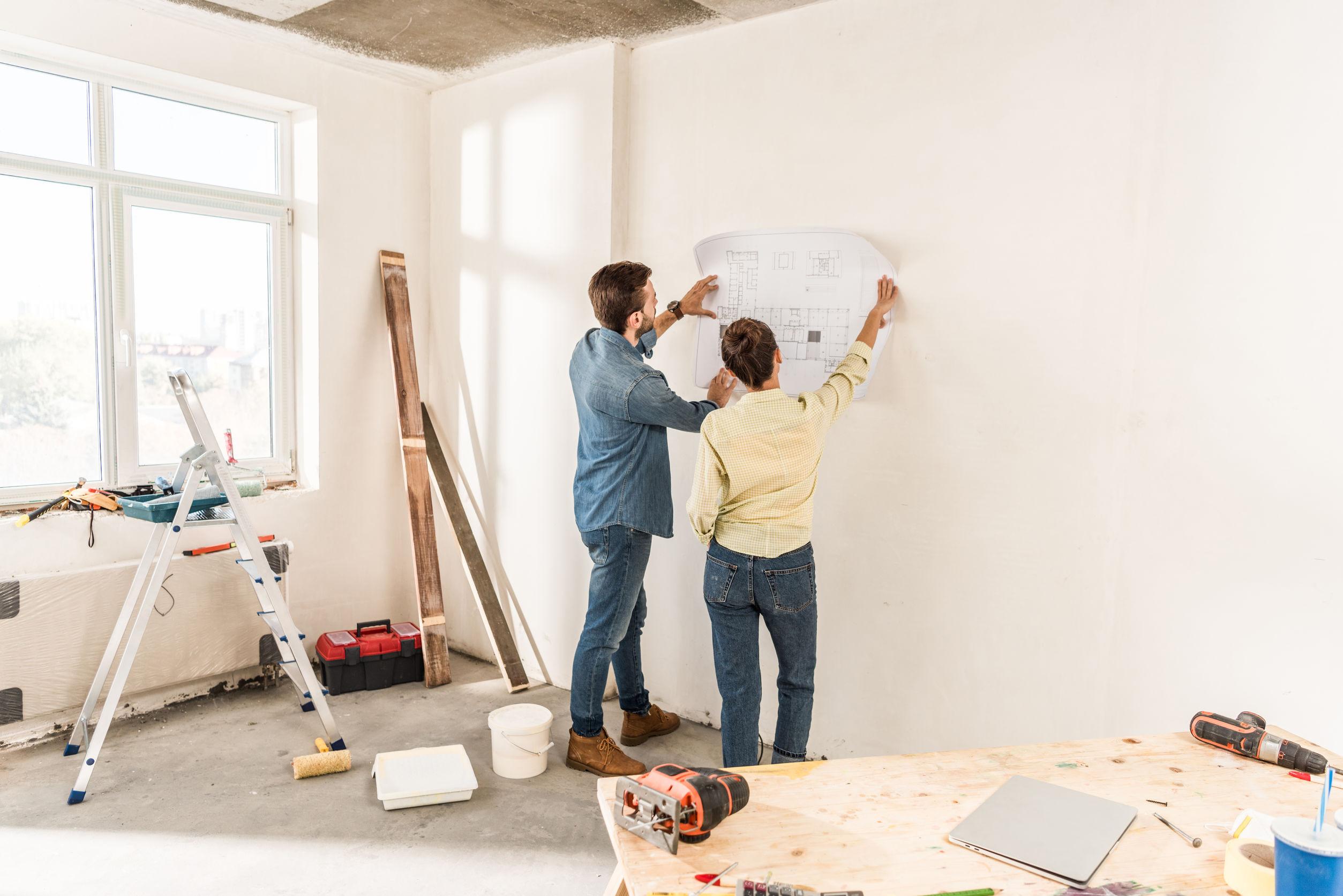 Verbouwing financieren - KredietSpotter